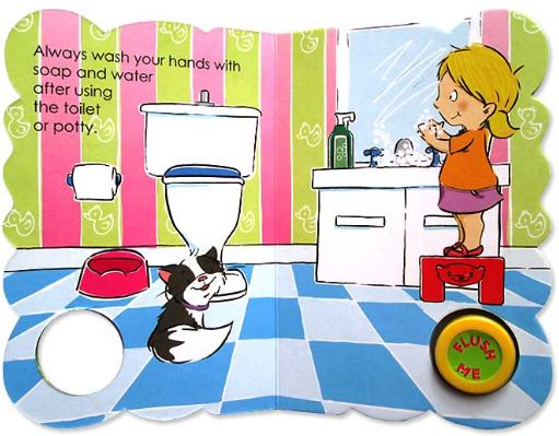 Book Toilet Time for Girls2