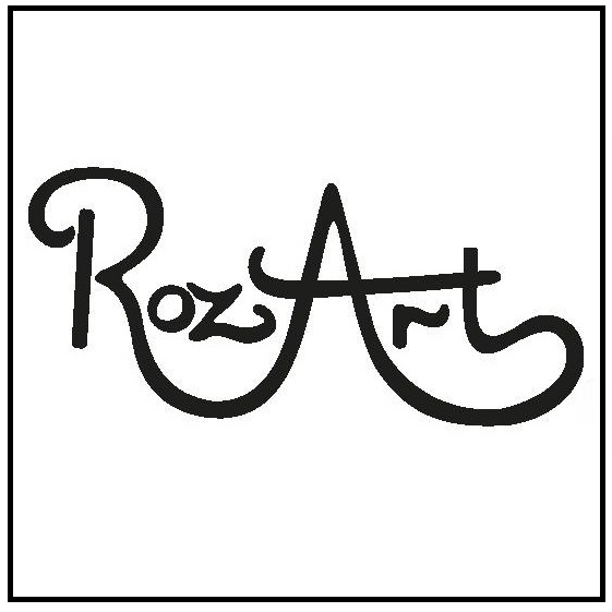 RozArt with Boarder