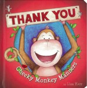 Book - Cheeky Monkey Thank you