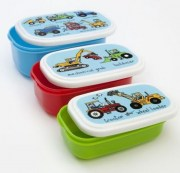 LK - Working Wheels Snack Boxes
