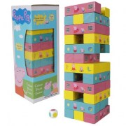 Peppa Pig - Colour Stack Game