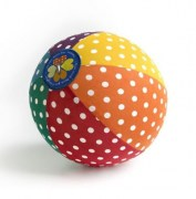 Balloon Ball Rainbow Spots