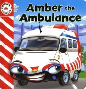 Book - Amber the Ambulance