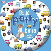 Book - Boys Potty Time
