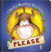 Book - Cheeeky Monkey Please