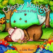 Book - Cheeky Monket Takes A Nap