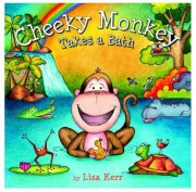 Book - Cheeky Monkey Takes A Bath