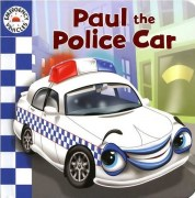 Book - Paul the Police Car