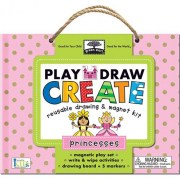 Book - Play Draw Create Princesses