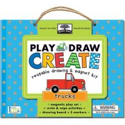 Book - Play Draw Create Trucks