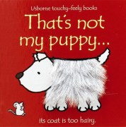 Book - Thats Not my Puppy