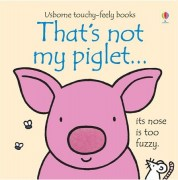 Book - Thats not my Piglet