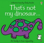Book - Thats not my dinosaur