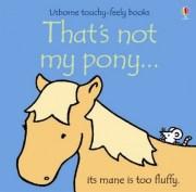 Book - Thats not my pony