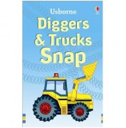 Cards - Diggers and Trucks Snap