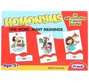 Game - Homonyms