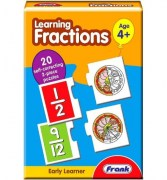 Game - Learning Fractions