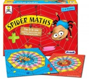 Game - Spider Maths
