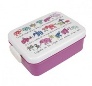 LK - Elephants Lunch BOx