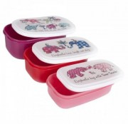 LK - Elephants Snack Set