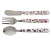 LK - Secret Garden Cutlery Set1