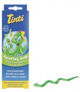 Tinti - painting soap - green