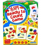 Game - I Spy Ready to Count Game